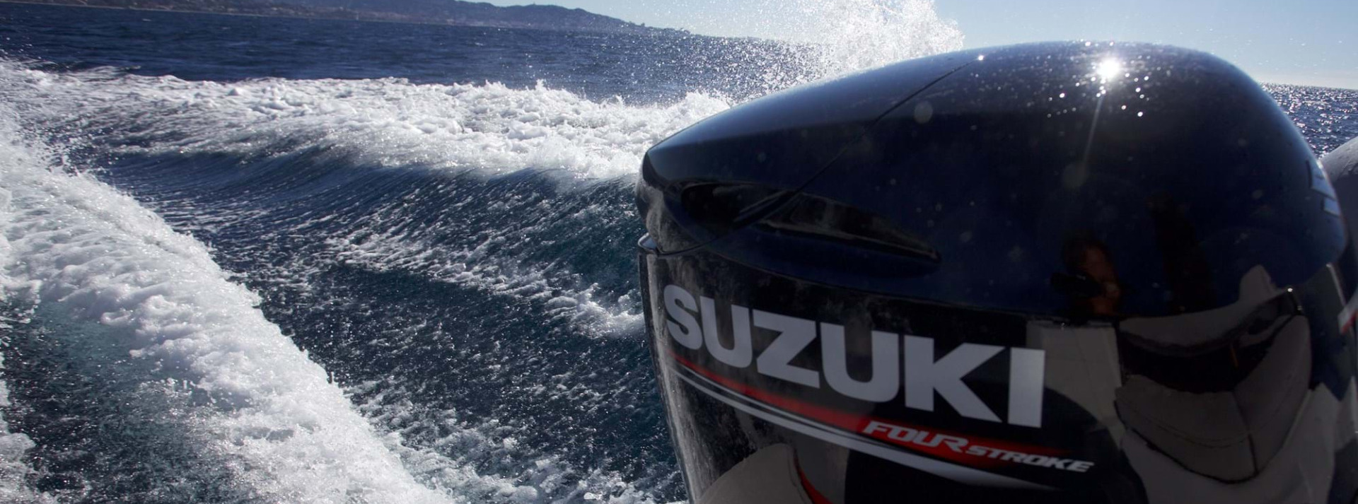 Suzuki Marine Outboard DF250 V6 50 YEARS EXPERIENCE from Winsor Marine