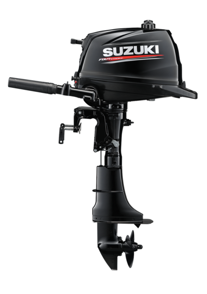 DF4 from Suzuki Marine and Winsor Marine