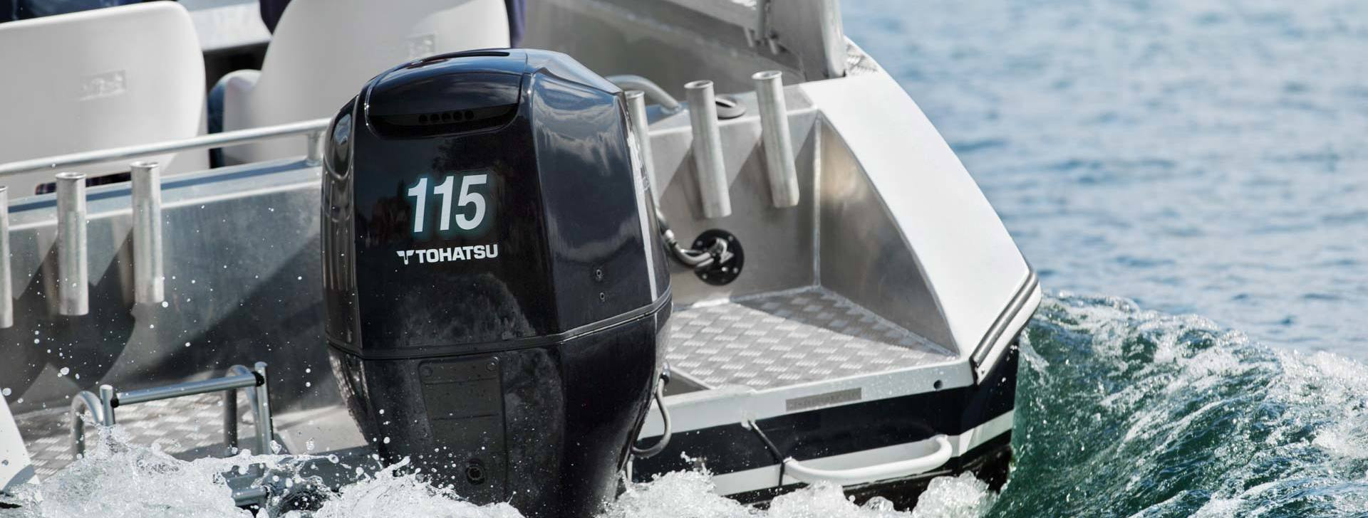Tohatsu Outboard Motors from Winsor Marine
